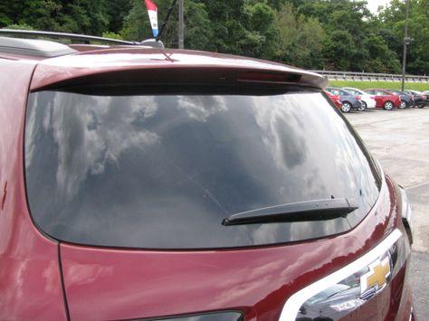 Rear Spoiler Rear Defroster Rear Window Wiper Rear Window Awd Chevy