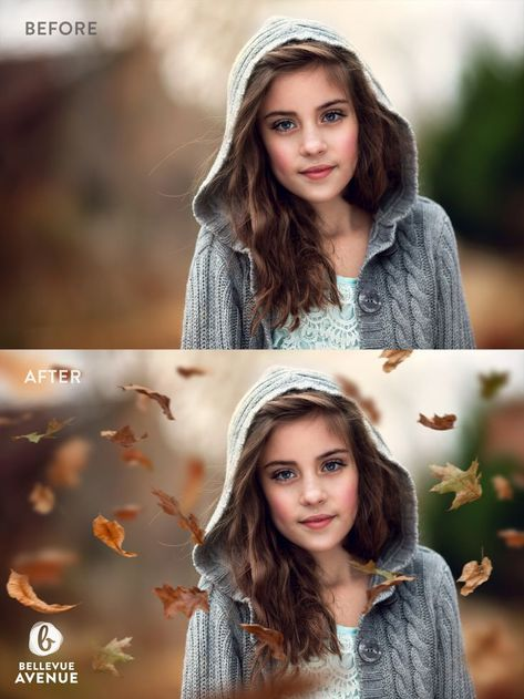 Create a magical autumn atmosphere in your images with our branch & leaf overlays. With 96 overlays in all and other tools, your options are unlimited!