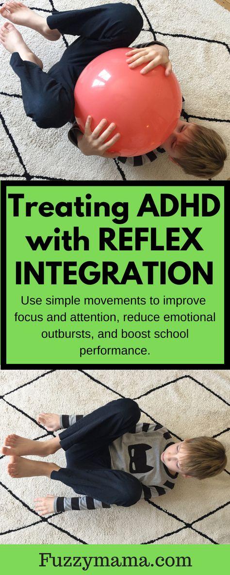 Reflex Integration for ADHD