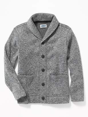 Old Navy Sweater-Knit Button-Front Cardigan for Boys   Boys cardigans, Old  navy kids, Clothes