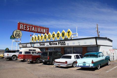 The Route 66 Restaurant Santa Rosa Nm