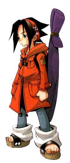 Shaman King Tokagero Anime Manga Poses References