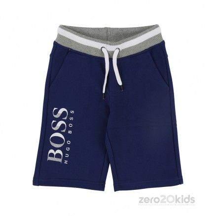kids hugo boss joggers