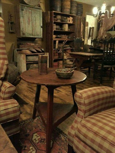 25 Best Ideas About Rustic Primitive Primitive Living Room Rustic Primitive Decor Primitive Furniture