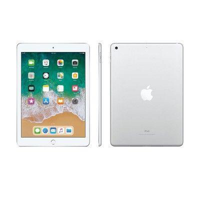 Apple Ipad 9 7 32gb Wi Fi Only 2018 Model 6th Generation Mr7g2ll A Silver Apple Ipad Ipad Apple Products