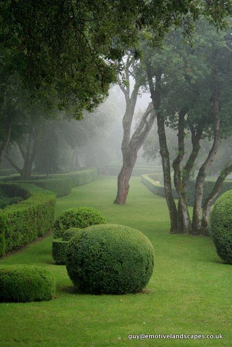 Marqueyssac gardens - Dordogne valley
