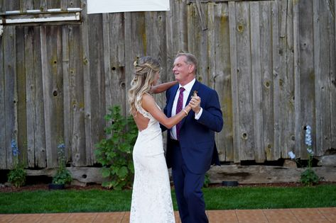 Everybody loves a great backyard wedding at their parents  house. The moment dad needs to hand off his daughter    #wedding #dj #bride #groom #theknot #weddingwire #weddingdress #engaged #weddings #bride #love #weddingday #weddingdress #engaged #weddingphotographer #weddings #groom #bridal #weddingplanning #engagement #party #love #props #weddings #eventdecor #weddingdecor #bistrolights #wedding