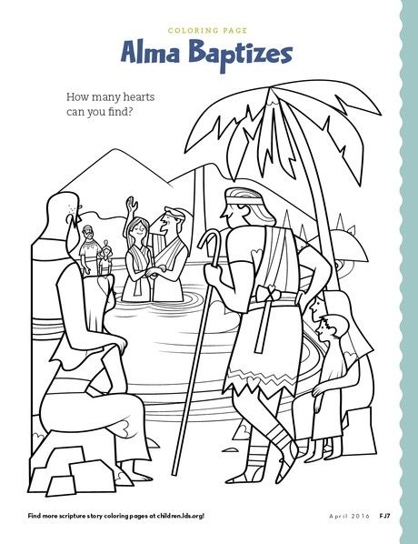 Coloring Page Book Of Mormon Coloring Pages Lds Coloring Pages