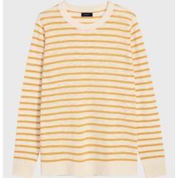 damen pullover gelb von marke pacific