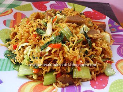 Resep Mie Goreng Enak Bumbu Sederhana Dengan Rasa Spesial Resep Masakan Indonesia Resep Resep Masakan