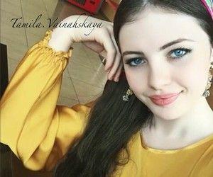 Chechen Girls On We Heart It Beauty Girl Girl Beauty