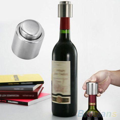 New Silicone Gel Sealed Red Wine Storage Bottle Stopper Twist Cap Plug Fresh AHY