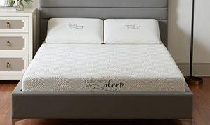 Nature S Sleep 8 Gel Infused Memory Foam Mattress With Optional