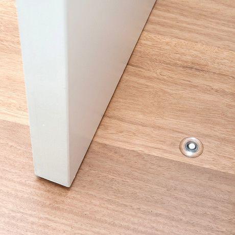 Fantom Doorstop Clear Door Stopper Door Stop Black Door Handles