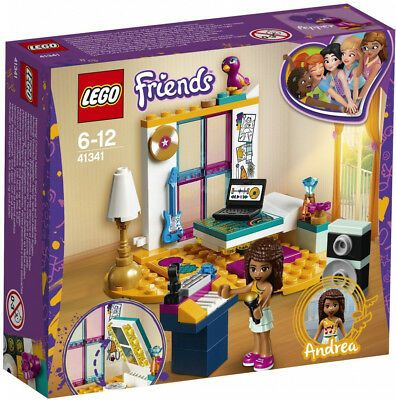 Lego 41341 Andrea S Bedroom New Original Afflink Contains Affiliate Links When You Click On Links To Various Merchants On With Images Lego Friends Sets Lego Friends Lego