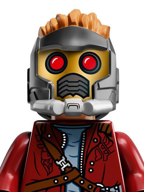 Star-Lord - Personajes - LEGO.com
