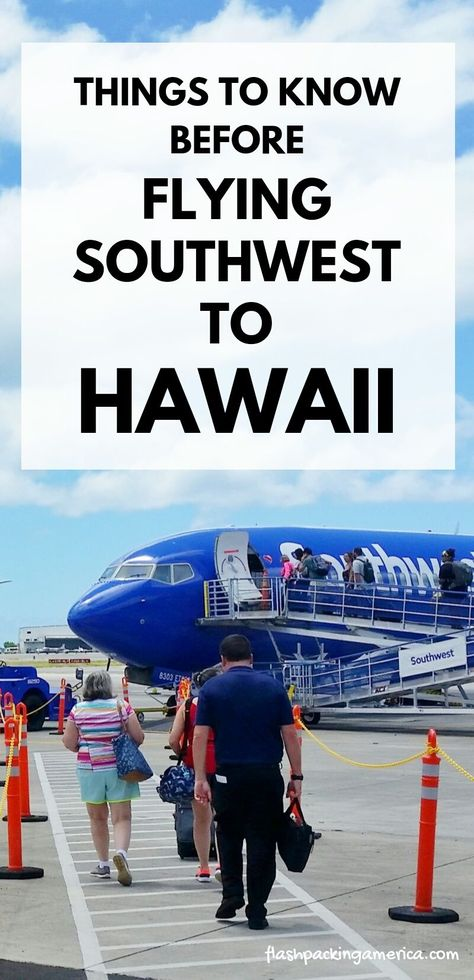 Tips For Flying Southwest How Does Open Seating Work Us