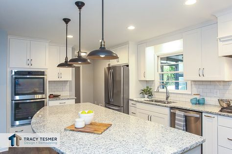 This Beautiful Open Concept Kitchen Wouldnt Be The Same Without