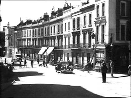 Still from the Blue Lamp • Lord's Hill Road • 1950 | Westbourne ...