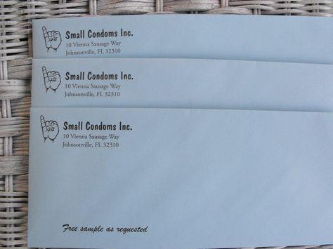1 Men Seeking Men Prank Envelope