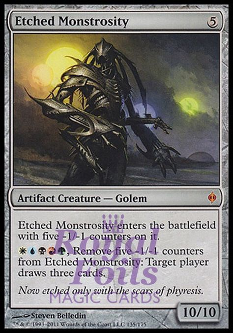 Soul of New Phyrexia NM 1x English MTG Magic 2015
