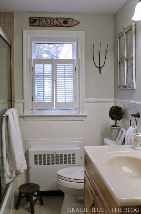 Best Farmhouse Bathroom Window Treatments Bath 63 Ideas Bathroom