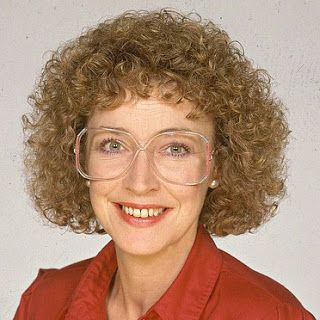Dierdre Barlow 80s Perm And Glasses Footloose Deirdre
