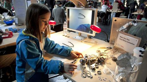 How to turn your school into a maker haven.  Great article from Mindshift