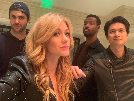 @kat.mcnamara spotted in L'AGENCE:  Last night we said #HailandFarewell with laughs, tears, cheers, and the kind of shenanigans the #Shadowfam does best. It made me realize… @lagencefashion #ladieswholagence