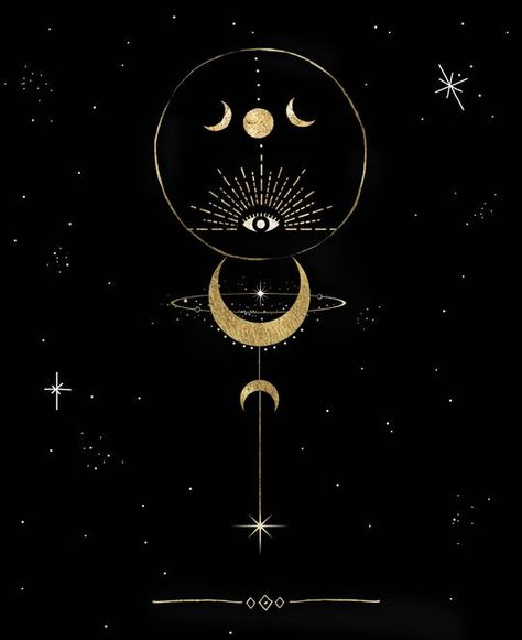 Lunar Eclipse Art Print – TerraSoleil Journey to the moon with this Lunar Eclipse Art Print inspired by the modern femininity of the lunar cycle. Eclipse Tattoo, Motif Art Deco, Lunar Eclipse, Lunar Moon, Cycling Art, Cycling Quotes, Cycling Jerseys, Art Graphique, Moon Art