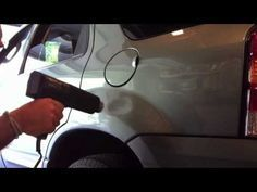 How To Fix A Small Dent In A Car Car Dent Car Dent Repair Dent Repair