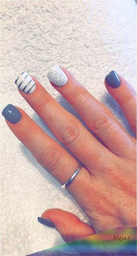 The Stunning Summer Nail Art Designs For Short Nails Square Nail Designs Dots Nails Simple Nails