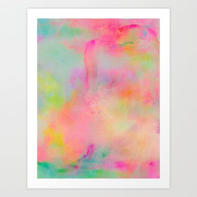 Sunshine+Art+Print+by+Georgiana+Paraschiv+-+$18.00