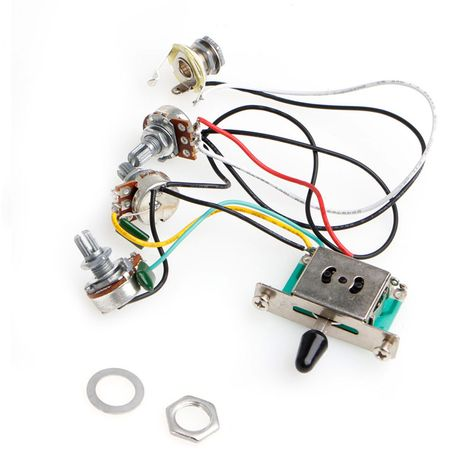 33e6635988b454630100997d87b9b423 1pc strat stratocaster guitar 5 way switch 250k pots knobs wiring Stratocaster Wiring Kit at gsmx.co