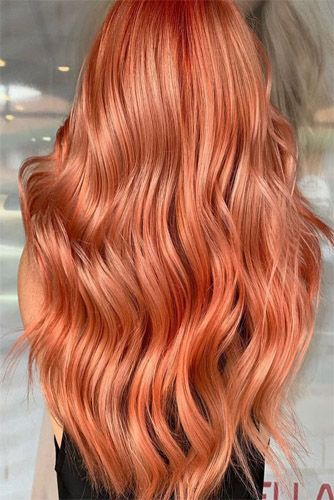 29 Stylish and Fun Hair Dye ideas to try in 2020 | Coral hair ...
