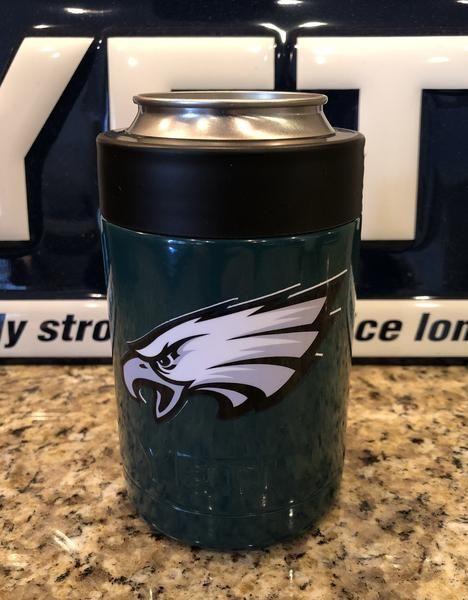 a72ad4470d4 Eagles YETI Rambler ALL SIZES Available-Powder Coated-Philadelphia Eagles!!