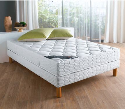 la maison du matelas best dormaflex ensemble xcm mousse. Black Bedroom Furniture Sets. Home Design Ideas