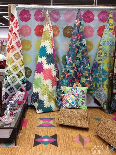 Craft Fair Booth Ideas For Quilts