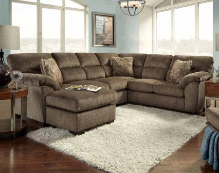 Cymbal Truffle Sectional Collection | Sectional sofa, Sofas ...