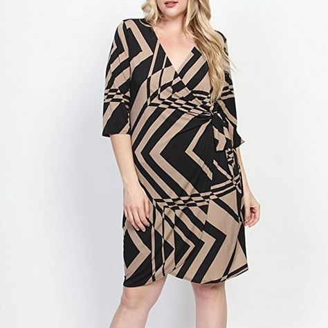 For the DVF Samuella Abstract Print Dress | Abstract print