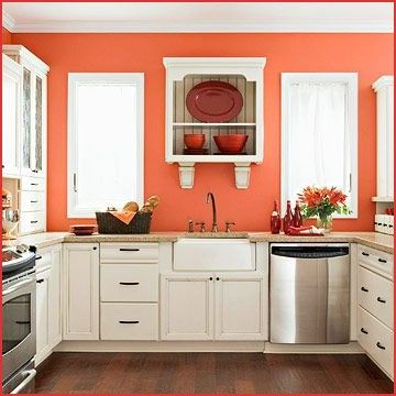 Peach Paint Color For Kitchen Luxury 25 Best Ideas About Bright