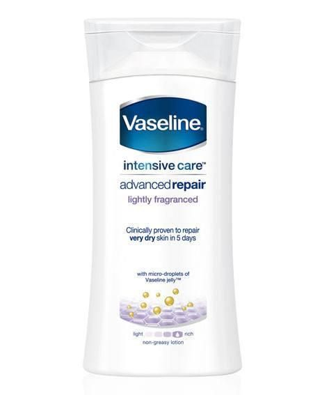 Vaseline Intensive Rescue Soothing Moisture Lotion Is Designed To Soften And Repair Dry Skin Without Leaving It Feeling St Moisturizing Lotions Lotion Vaseline