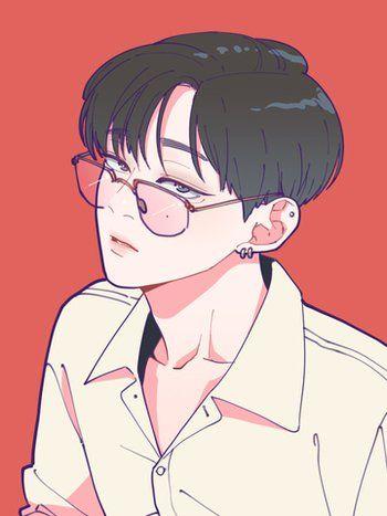 แฟนอาร ท By Nathaporn Muntan Anime Drawings Boy Korean Anime Anime