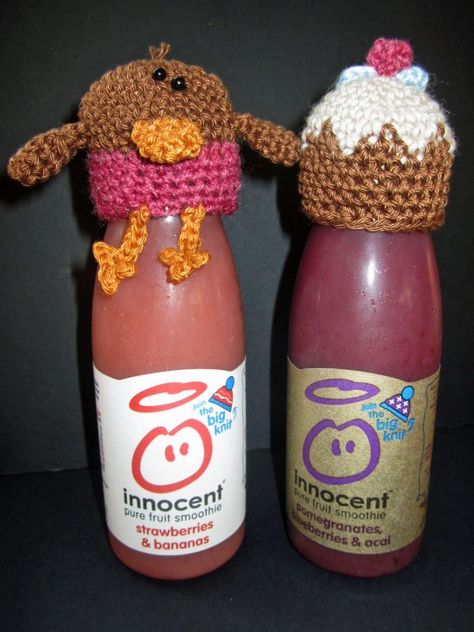 1ec22c91b38 Last year was the first year I ve managed to make some little hats in time  for the Innocent Smoothie Big Knit