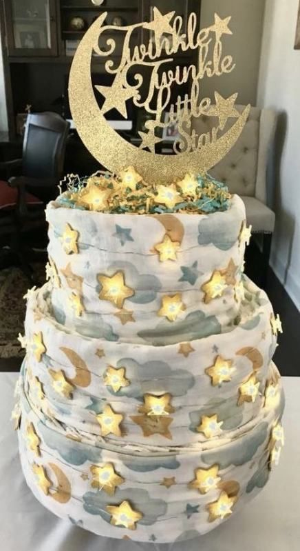 23 Trendy Baby Shower Decorations For Girls Ideas Diaper Cakes