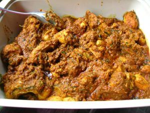 Resepi Rendang Ayam Istimewa Chicken Recipes Food Malaysian Food