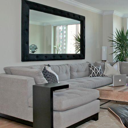 30 West 63rd Street Apt 20d Living Room Mirrors Living Room