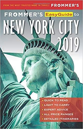 Frommer S Easyguide To New York City North American Travel New York City American Travel