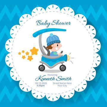 Baby Shower Png Images Vector And Psd Files Free Download On Pngtree Moldura Infantil Png Carrinho De Bebe
