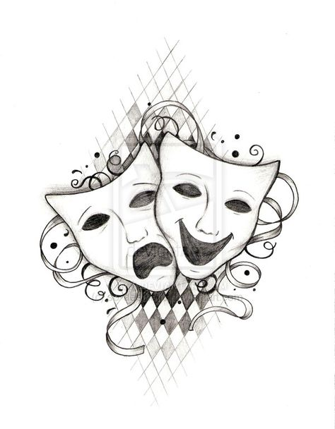 90 Smile Now Cry Later Ideas Laugh Now Cry Later Latest Tattoos Theatre Masks